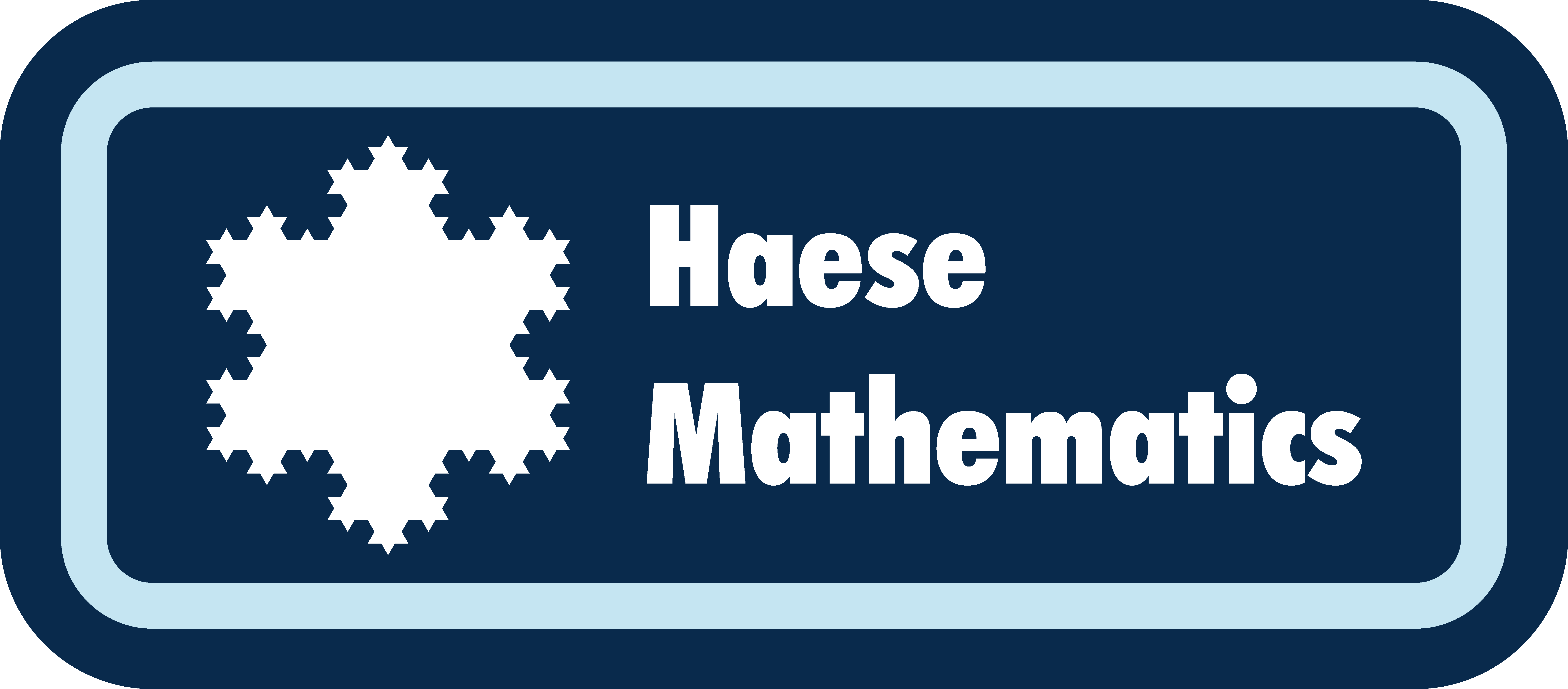 Haese Mathematics logo